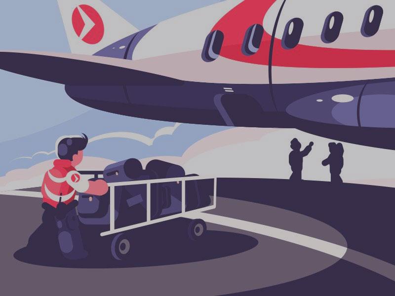 2a82bd256 LATAM está cobrando por el equipaje en bodega en vuelos a Europa