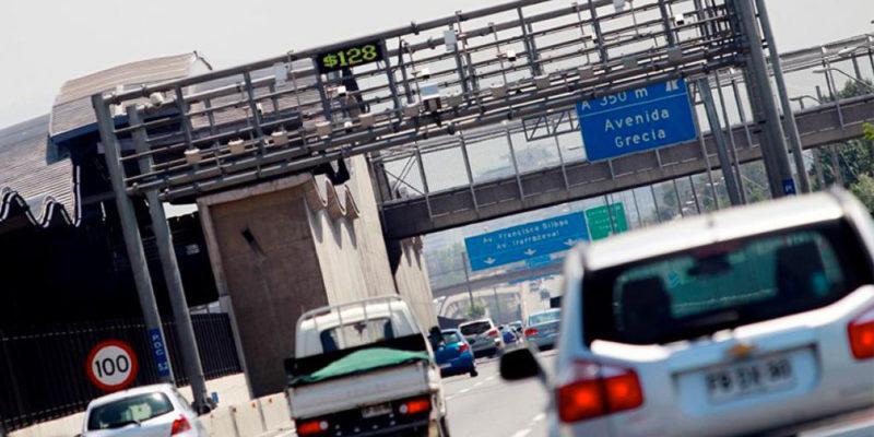 Pase Diario De Las Autopistas No Sirve Para La Autovia Santiago Lampa