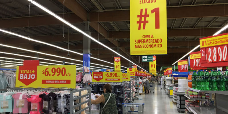 Por Que Lider Dice Ser El Supermercado Mas Economico Chocale