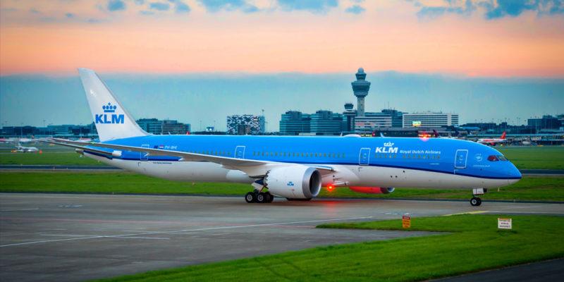 Resultado de imagen para Boeing 787-9 KLM