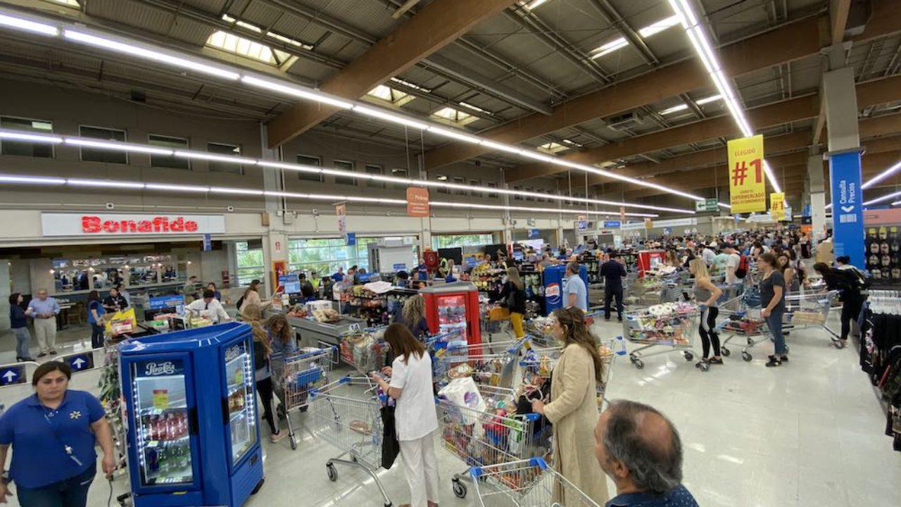 Supermercado lider horario