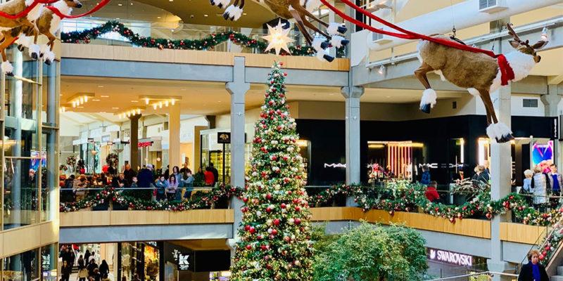Horario De Malls Y Centros Comerciales Hasta El 24 De Diciembre